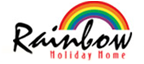 Rainbow Holiday Home Logo